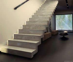 כל הסיבות לבחור מדרגות בטון
